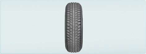 Tyre tread pattern, Design No. 128924