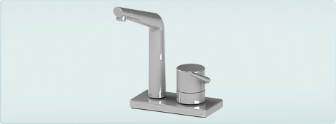 Water faucet, Design No. 138695